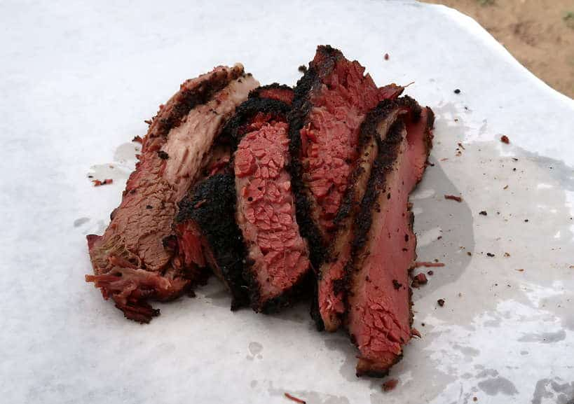 Brisket Pastrami at Mum Foods for Austin BBQ Guide by Authentic Food Quest