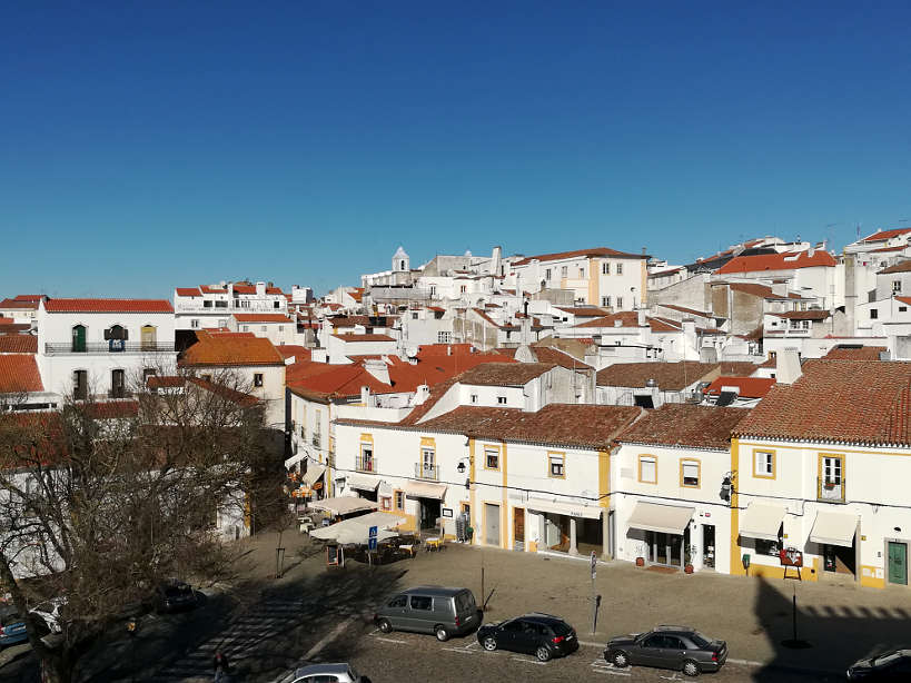 Picture of Evora, the best place for traditional Portuguese food