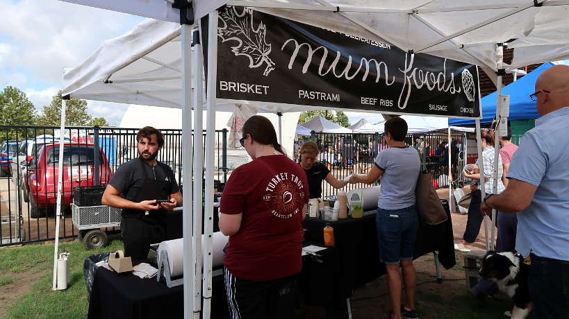 Mum Foods for Best BBQ in Austin by Authentic Food Quest