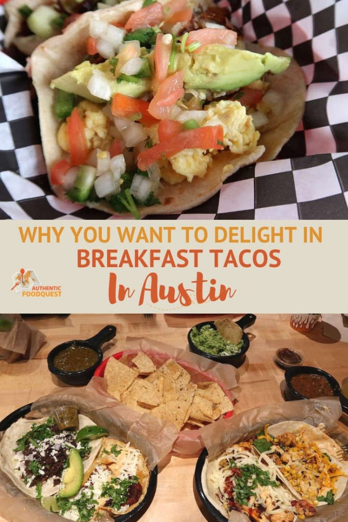 Pinterest Best Breakfast Tacos in Austin Authentic Food Quest