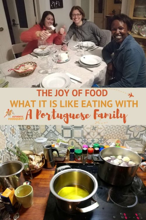 Pinterest Eating Dinner Portuguese Food by Authentic Food Quest