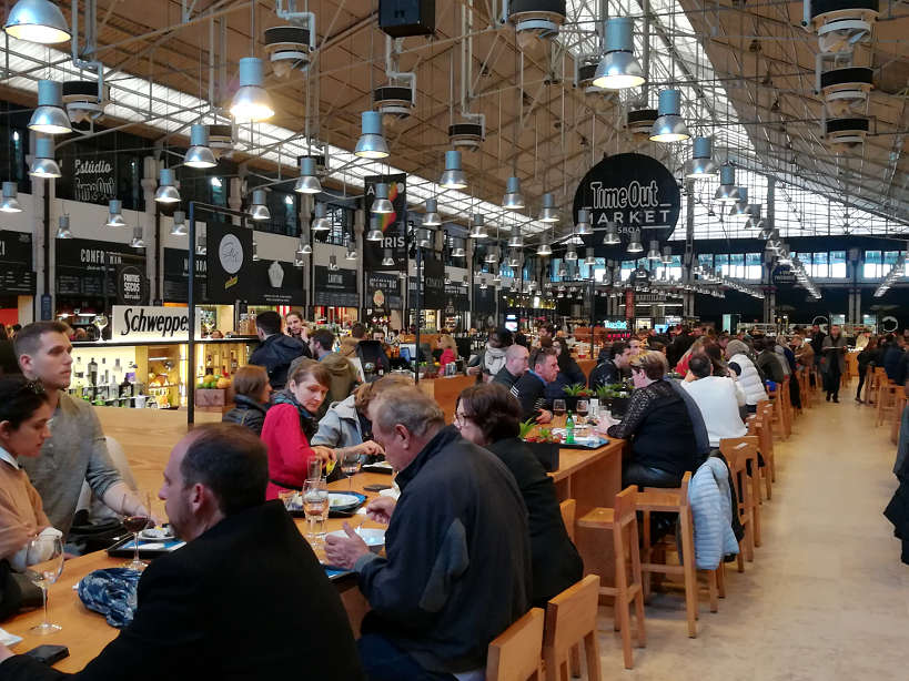 Time out Market the most popular Lisbon food market where locals eat Authentic Food Quest