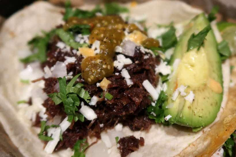 Torchy's Tacos Democrat Barbacoa for Best Breakfast Tacos in Austin for Authentic Food Quest