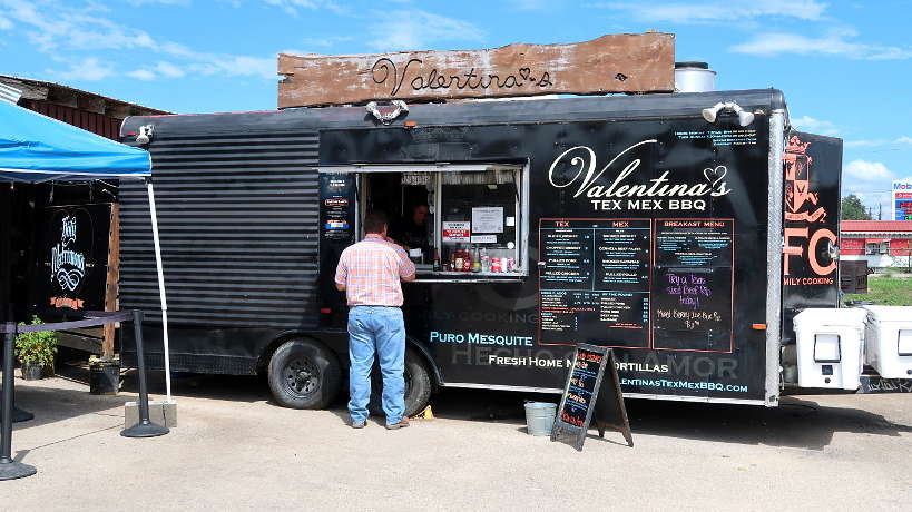 Valentinas BBQ for Best Tex-Mex BBQ in Austin by Authentic Food Quest for the best barbecue in Austin
