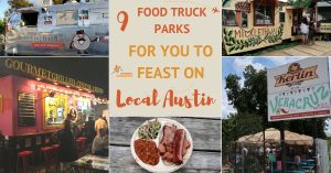 9 Food Truck Parks for You to Feast on Local Austin