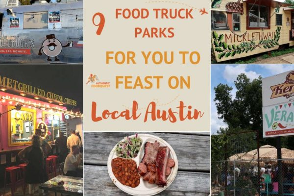 9 Austin Food Truck Parks Authentic Food Quest