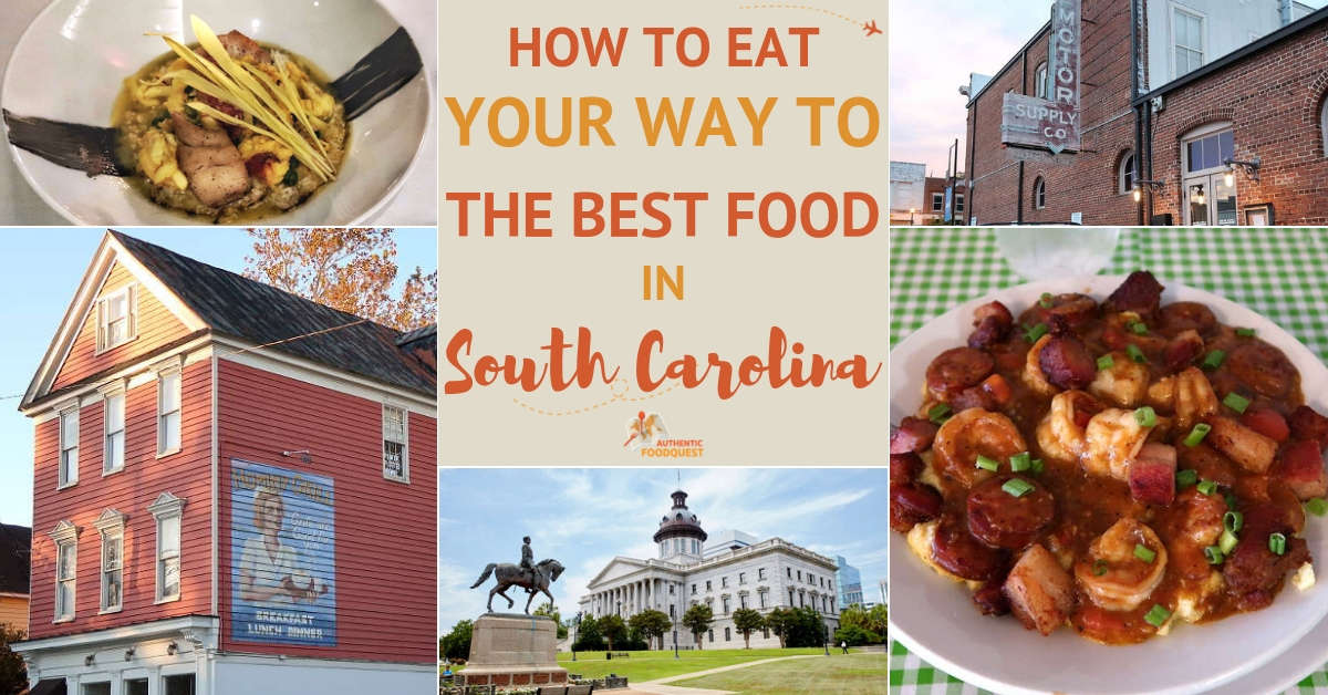 Best restaurants and Best Food in South Carolina Authentic Food Quest