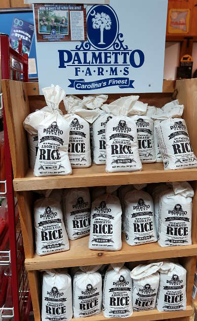 Carolina Gold Rice The perfect gift Food Traveler Authentic Food Quest