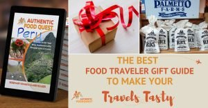 The Best Food Traveler Gift Guide To Make Your Travels Tasty