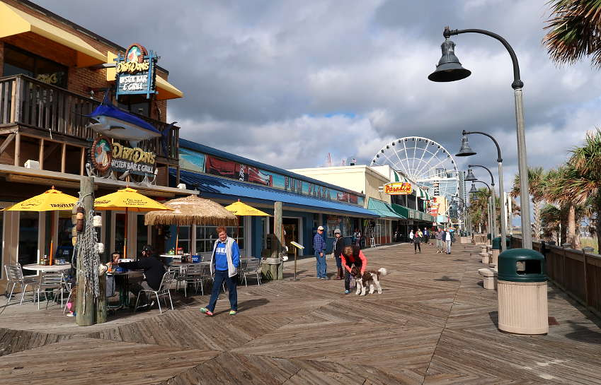 Myrtle Beach where to find the Best seafood in South Carolina Authentic Food Quest