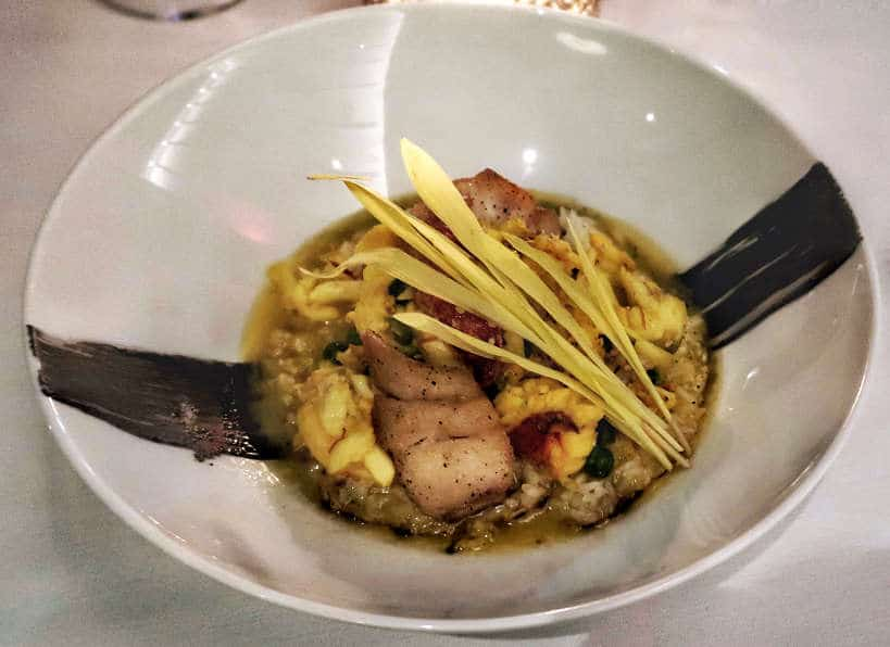Pirlou at Revival for Best Restaurant in Charleston South Carolina by Authentic Food Quest. Revival is the best place to taste the best food in South Carolina.