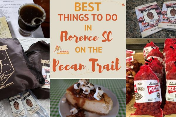 Best Things to Do in Florence SC Pecan Trail Authentic Food Quest