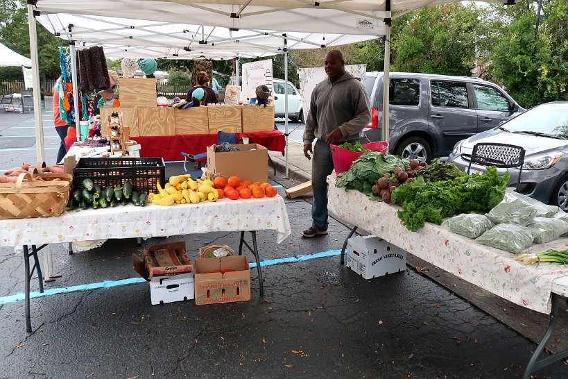 Florence City Center Farmers Market for Best Things to Do in Florence SC by Authentic Food Quest