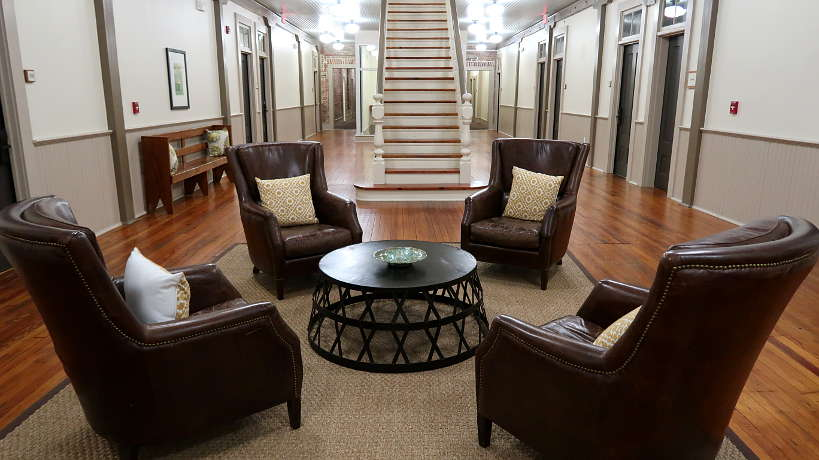 Hotel Florence for Best Hotel in Downtown Florence SC Pecan Trail by Authentic Food Quest. A stay at Hotel Florence is one of the best things to do in Florence SC