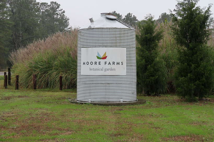 Moore Farms Botanical Garden for Best Things to Do in Florence SC for Authentic Food Quest.