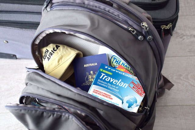 Packing Travelan to Prevent Travelers Diarrhea by Authentic Food Quest