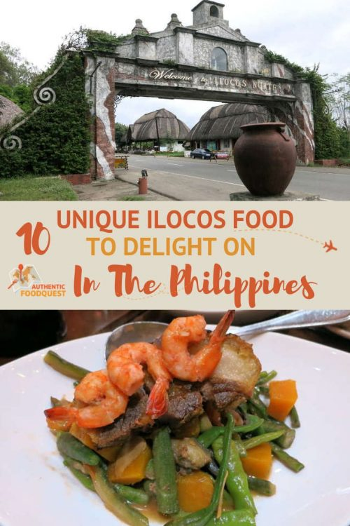 10 Unique Ilocos Food to Delight on in the Philippines