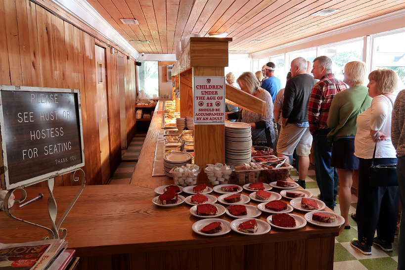 Prosser's BBQ Lunch Buffet for Best Southern Comfort Foods by Authentic Food Quest
