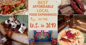 Best Affordable 2019 Local Food Experiences to Have in the U.S.