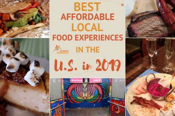 Best Affordable Eats in America in the US in 2019