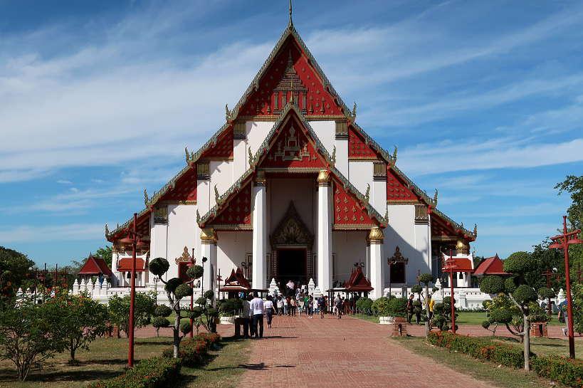 Wat Mongkhon Bophit_AyutthayaDayTour_AuthenticFoodQuest