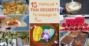 The 15 Most Delightful Popular Thai Desserts to Indulge In