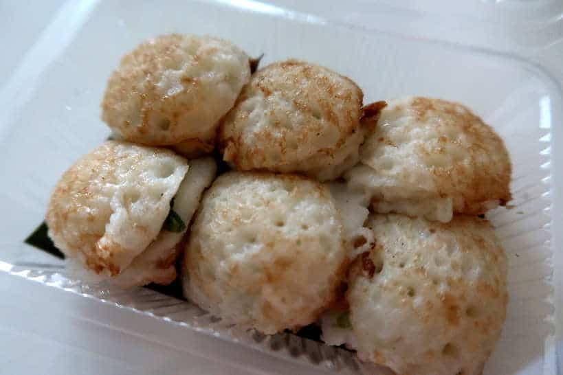 Coconut Soft Cakes a Thai Dessert by AuthenticFoodQuest