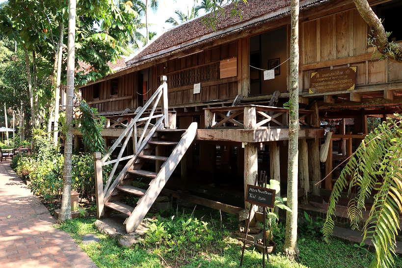 Heuan Chan Heritage House for things to do in Luang Prabang by Authentic Food Quest