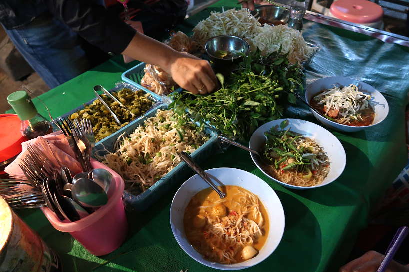 The Northern Thai Noodle Soup Chiang Mai Street Food Authentic Food Quest
