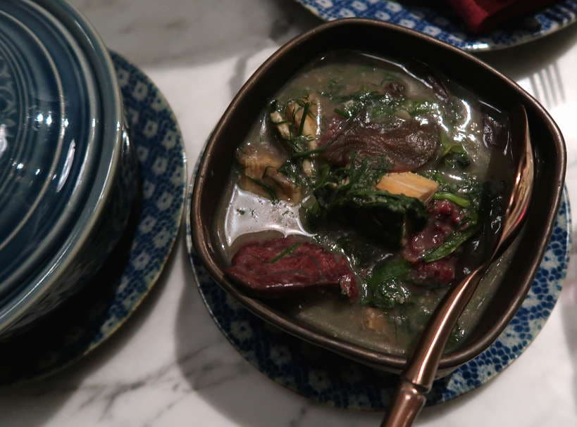 Or Lam Braised Buffalo Stew for Laos Cuisine at Rosewood Luang Prabang by Authentic Food Quest