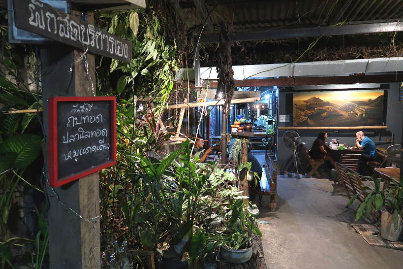 South Gate Restaurant for Chiang Mai Food Tour for A ChefsTour by Authentic Food Quest