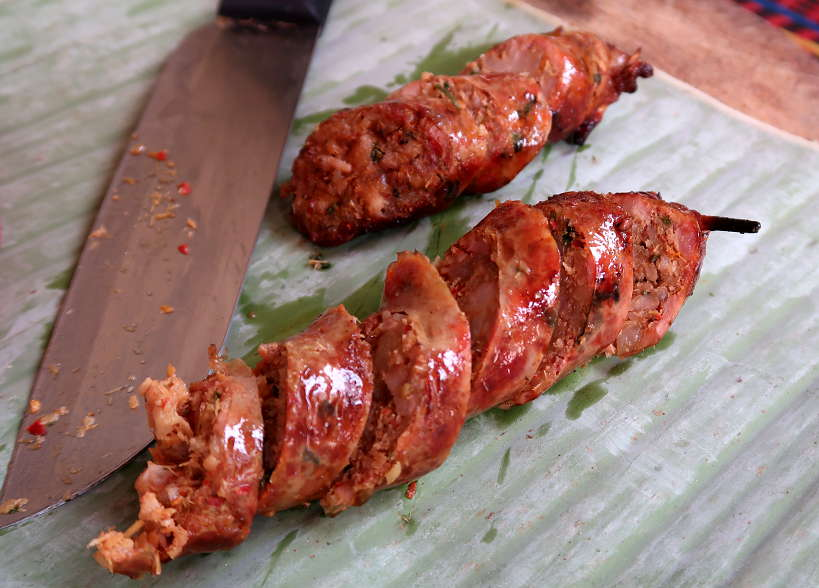 Chiang Mai Sausage Ready to Eat by Authentic Food Quest