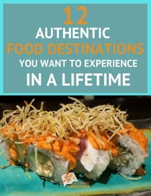 Nikkei in Lima Peru, 12 Authentic Food Destinations You Want to Enjoy in A Lifetime