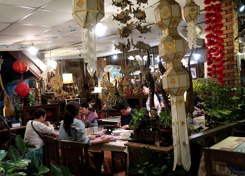 Huen Phen Chiang Mai Restaurant Authentic Food Quest