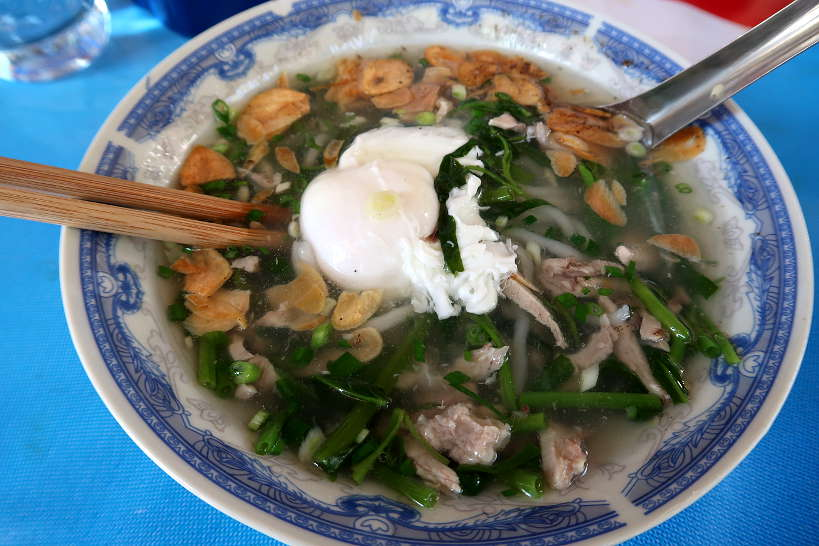 Khao Piak Sen for Laos Noodle Soup by Authentic Food Quest