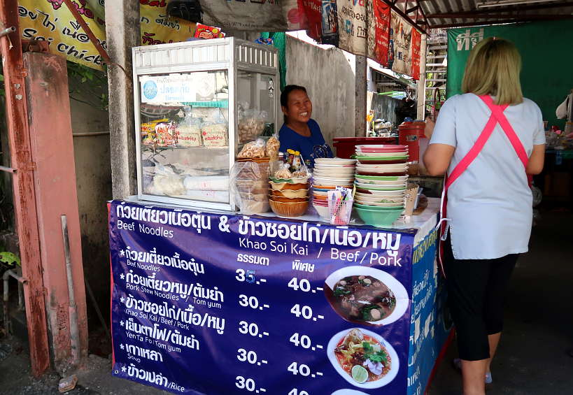 Khao Soi Vendor Our Favorite Chiang Mai Street Food by Authentic Food Quest