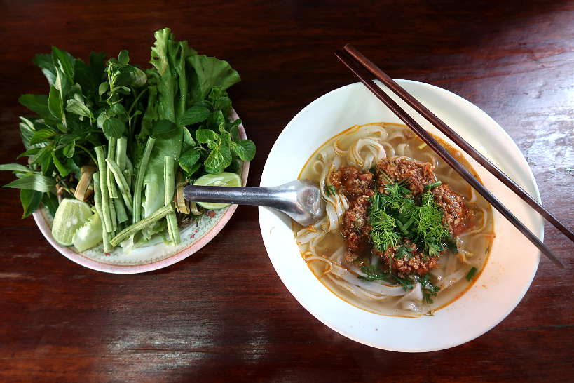 Khao Soi Laos Food by Authentic Food Quest