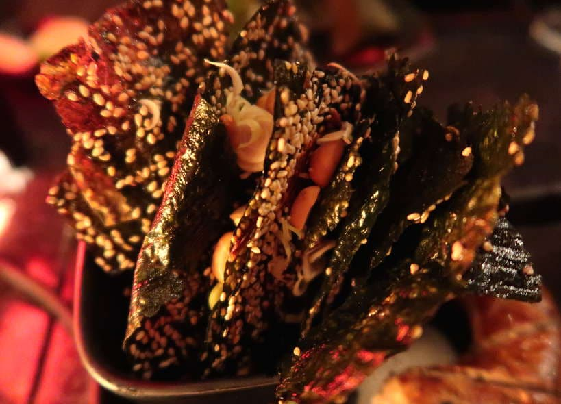 Mekong Seaweed for Food in Luang Prabang by Authentic Food Quest
