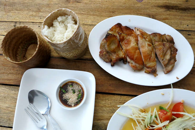 Sticky Rice a Northern Thai Food by Authentic Food Quest