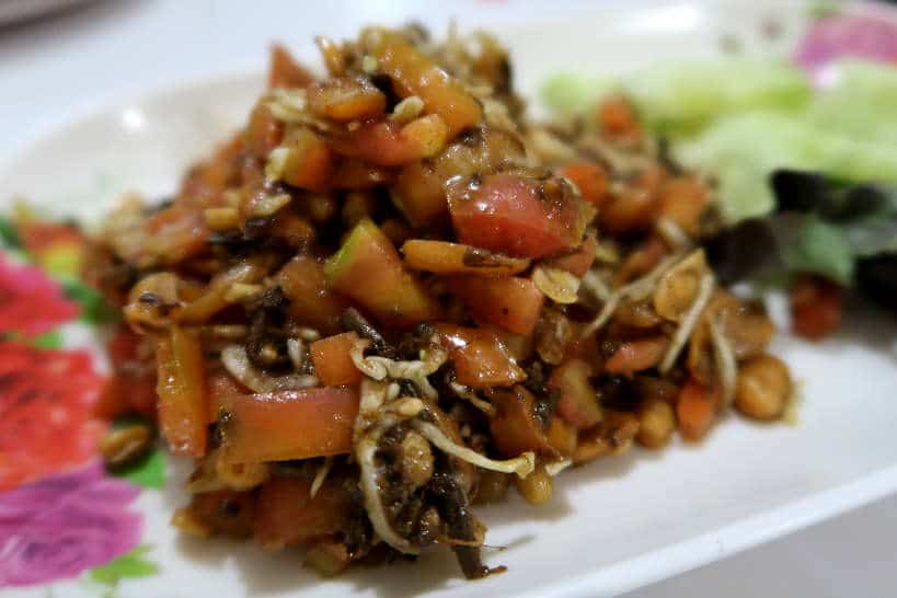 TeaLeafSalad_ChiangMaiFood_AuthenticFoodQuest