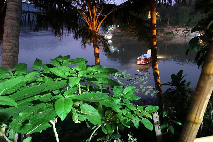 View From Xien Thong Phonsavanh for Best Restaurant In Luang Prabang by Authentic Food Quest