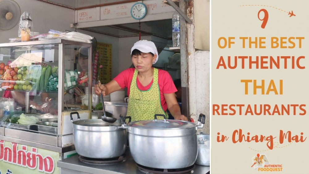Toy Roszab Best Chiang Mai Restaurant by Authentic Food Quest