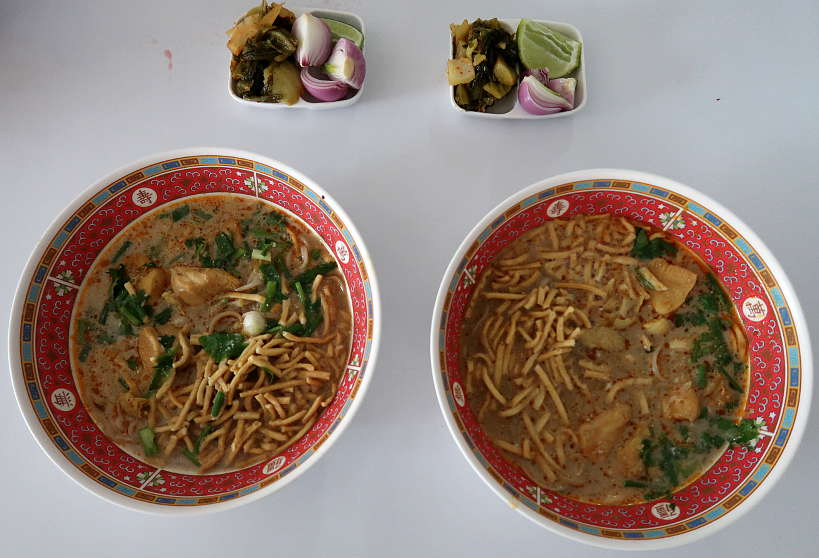 Chiang Mai Noodles at KhaoSoi Islam Restaurant by Authentic Food Quest