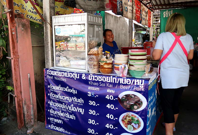 Favorite Khao Soi Restaurant for Khao Soi Chiang Mai by Authentic Food Quest