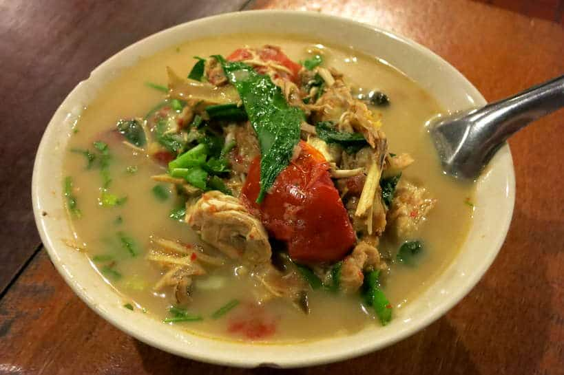 Gaeng lee at Huen Muan Jai A Chiang Mai Thai Restaurant by Authentic Food Quest