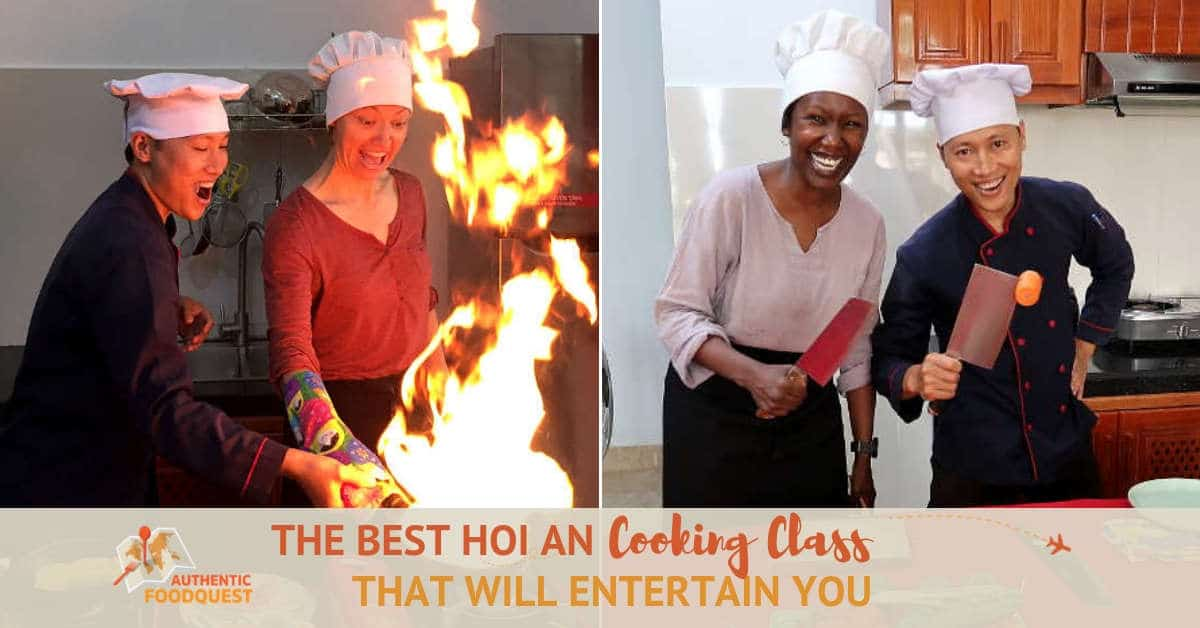 Hoi An Cooking Class by Authentic Food Quest