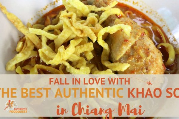 Love Khao Soi Chiang Mai by Authentic Food Quest