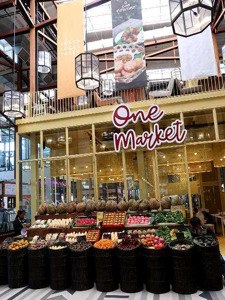 One Market In Nimman One of the best places to stay in Chiang Mai Authentic Food Quest