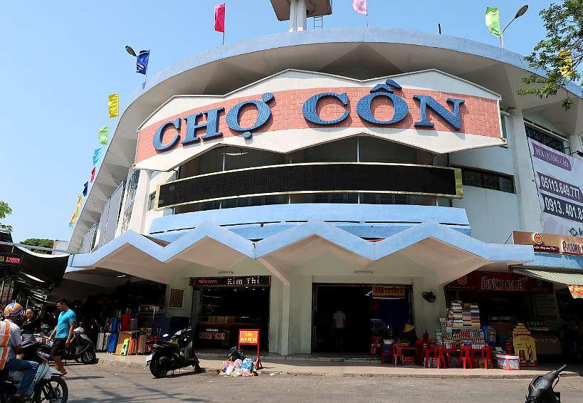 Market Cho Con Danang Authentic Food Quest