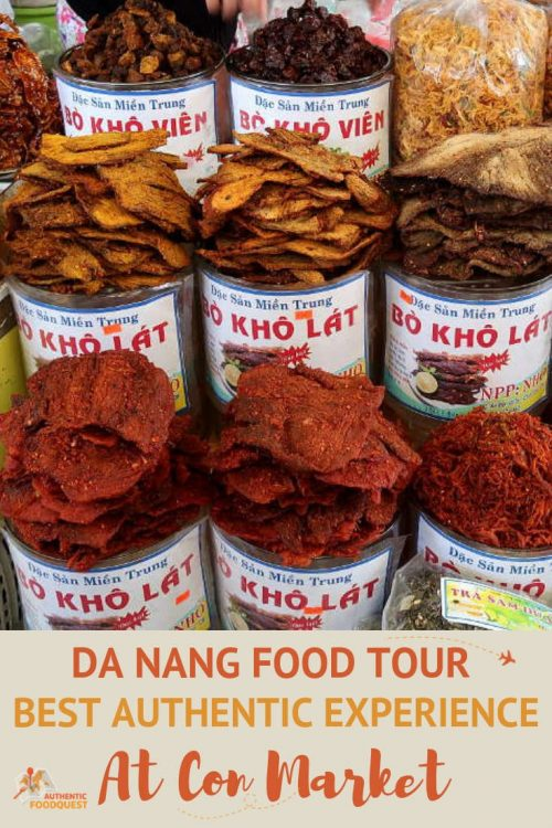 Pinterest Da Nang Food Tour by Authentic Food Quest